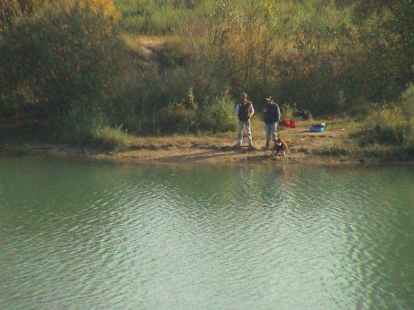 In den nahegelegenen Heideseen haben sie die Möglichkeit völlige Entspannung beim Angeln zu finden.